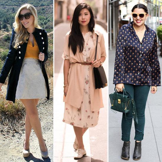 Street Style Oct. 14, 2012