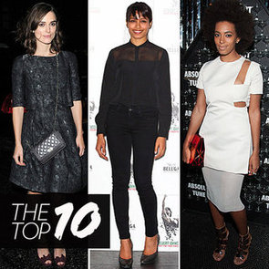 Best Celebrity Style | Oct. 12, 2012
