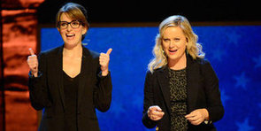 Amy Poehler and Tina Fey Will Host the 2013 Golden Globes!