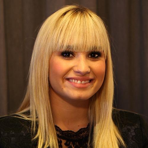 Demi Lovato Talking About Britney Spears (Video)
