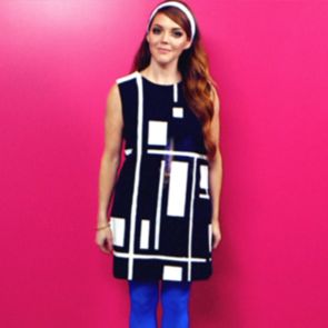 DIY: Make a '60s Mod Halloween Costume!