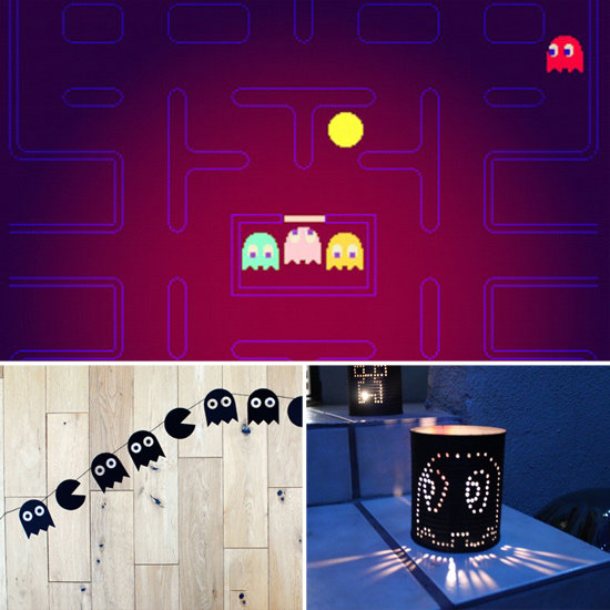 Throw a (Not So) Spooky Halloween Pac-Man Party