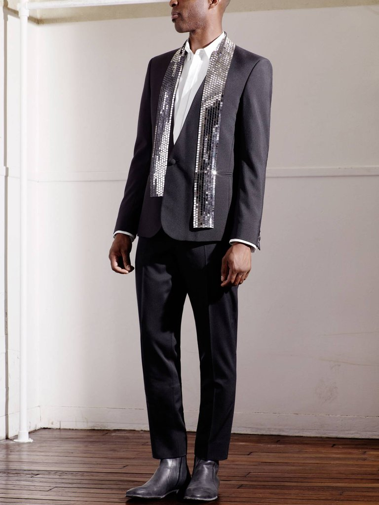 The Maison Martin Margiela for H&M lookbook.
