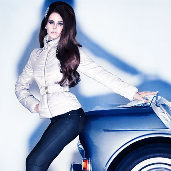 Lana Del Rey's H&M Winter 2012 Ads (Pictures)