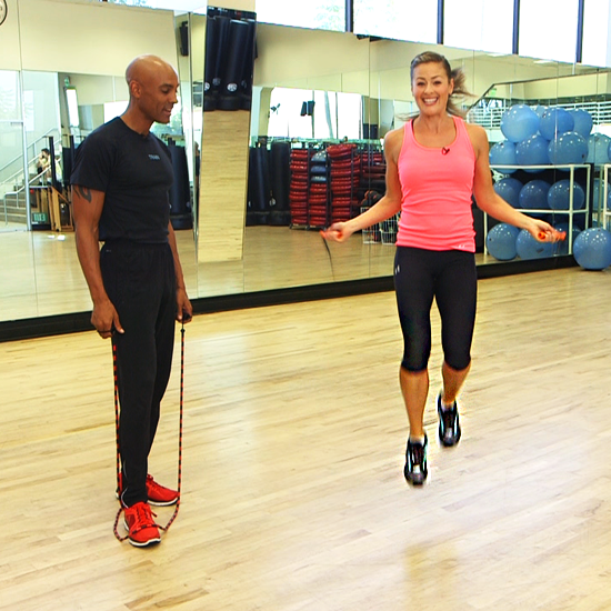 Jump-Rope Workout