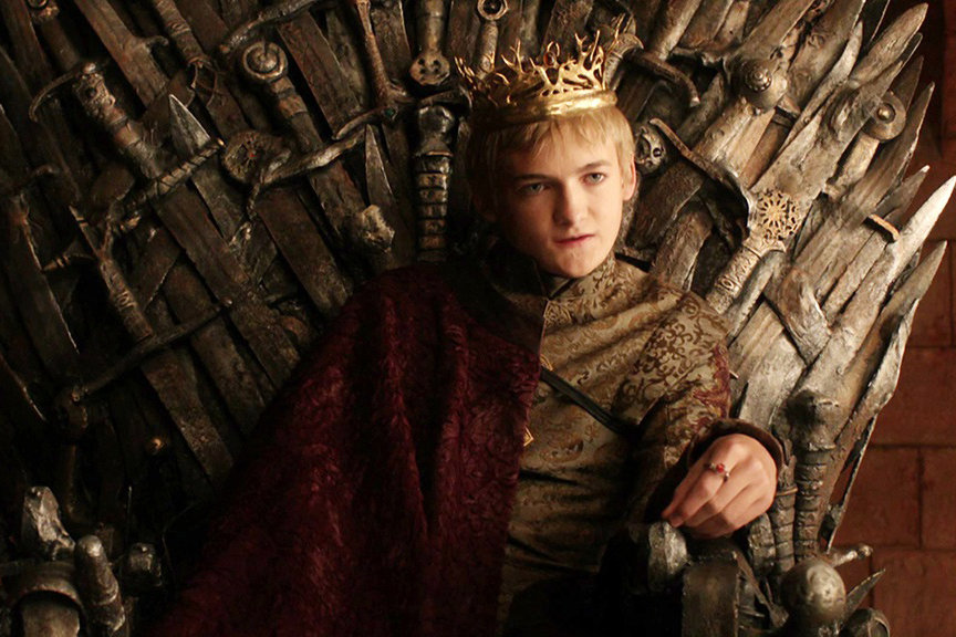 Joffrey Baratheon From Game of Thrones