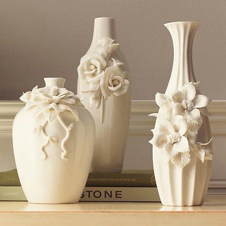 Textured Floral Decor For Home