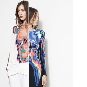 Dion Lee Transit Spring Summer 2013 Campaign Sneak Peek and Look Book shot by Bowen Arico!