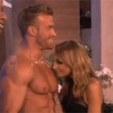 Nicole Richie Sniffs Shirtless Guys Wearing Her Perfume On The Ellen Show