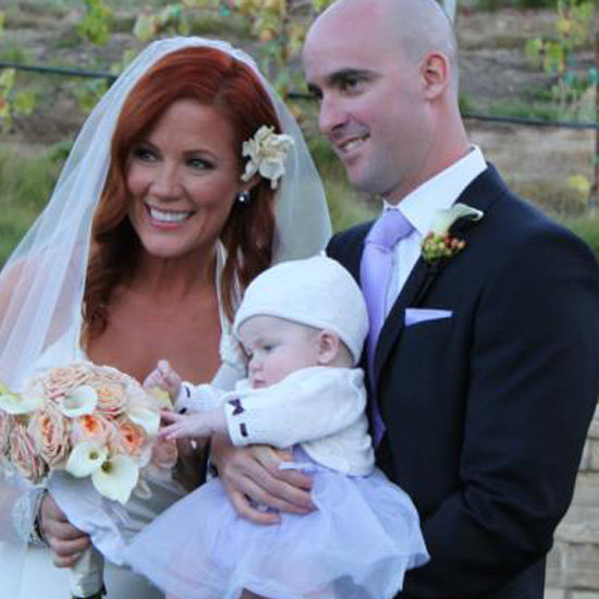 Clueless's Elisa Donovan's Wedding Pictures