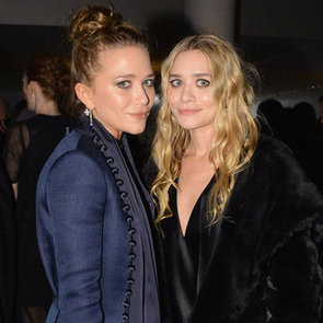 Pictures Of Mary-Kate Olsen And Ashley Olsen Winning Fashion Innovators Of The Year Award