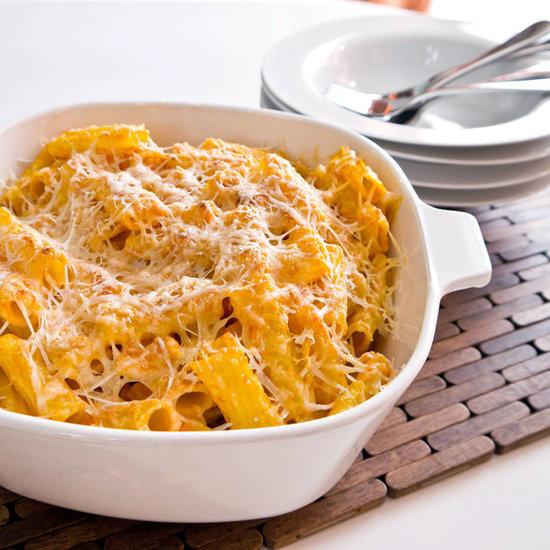 Pumpkin Parmesan Pasta