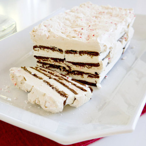 Holiday Ice Cream Cake