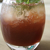 Pomegranate Vodka Cocktail