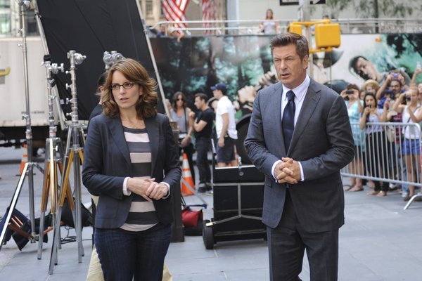 Jack and Liz From 30 Rock