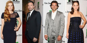 Ben Affleck, Marion Cotillard and More Stars Light Up the Hollywood Film Awards Red Carpet