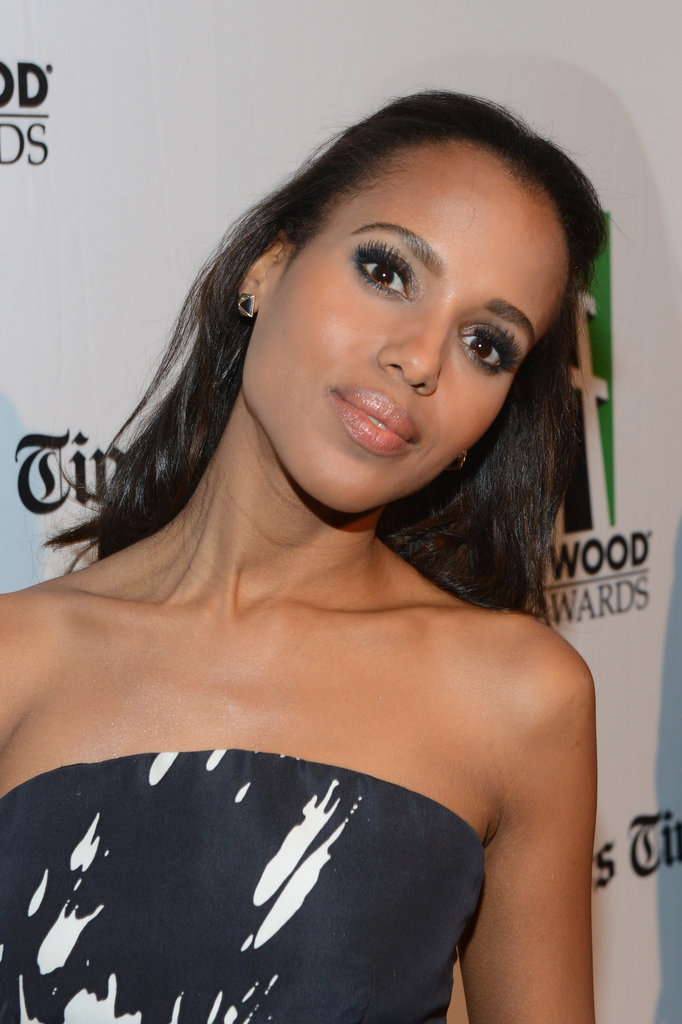 Kerry Washington stepped out in Los Angeles to attend the Hollywood Film Awards gala.