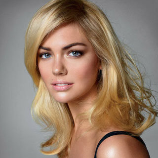 Pictures of Kate Upton in Vogue Magazine