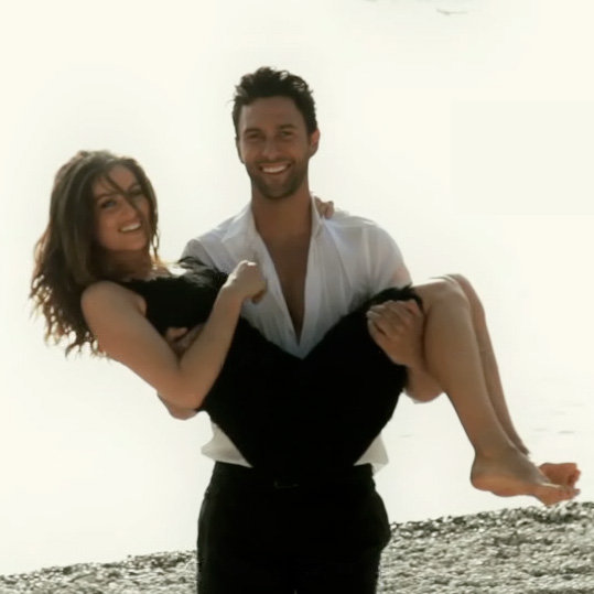 Dolce & Gabbana Fragrance With Laetitia Casta and Noah Mills
