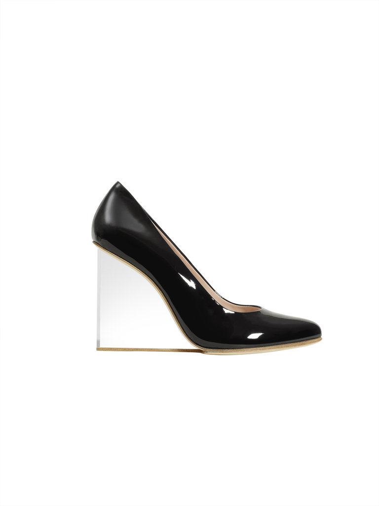 Plexi wedge pump ($299)