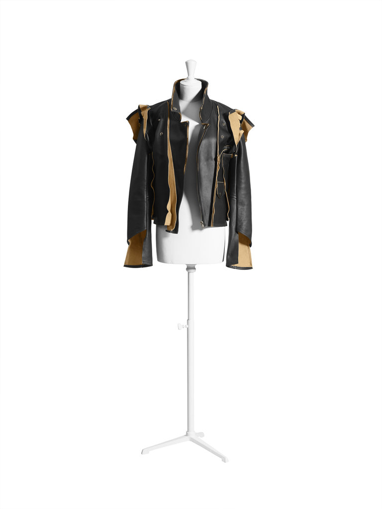 Biker jacket ($249)