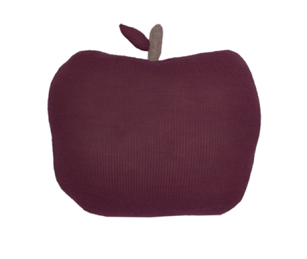 Oeuf Apple Pillow