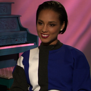 Alicia Keys Interview on Her Beauty Routine