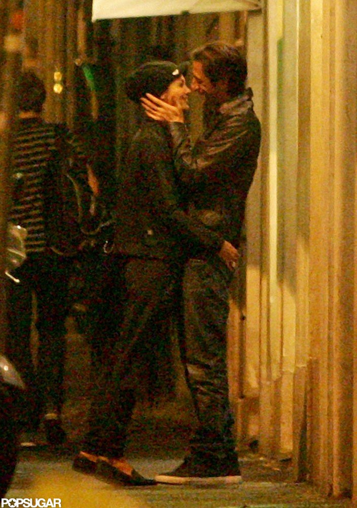 Adrien Brody and girlfriend Lara Lieto stepped out in Rome.