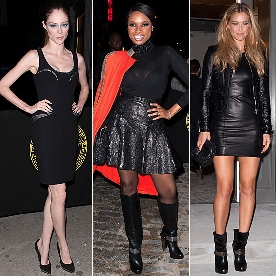 Alexa Chung, Lady Gaga + More at Versace's Soho Store Launch