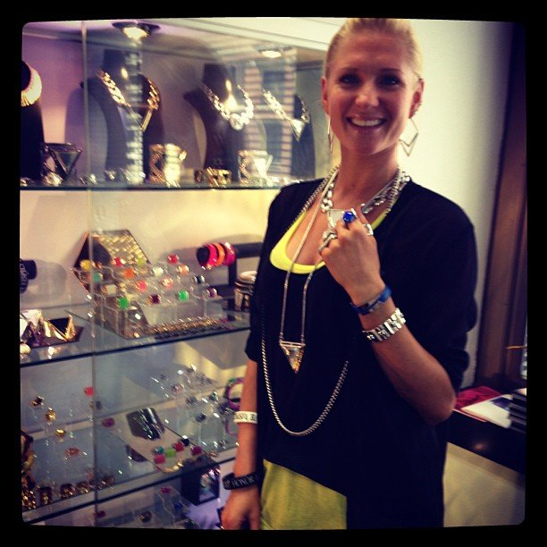 You know all about fabulous jewellery label Lotus Mendes, right? Well, this is Victoria Cheatham, the amazing designer behind it all!