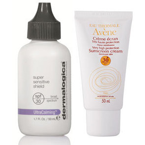 Sunscreen for Sensitive Skin and Correct Sun Protection