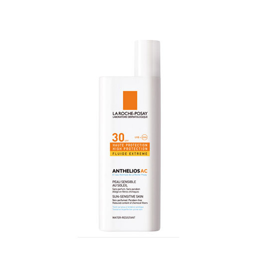 La Roche-Posay Anthelios XL Extreem Fluid SPF 30+, $25.95
