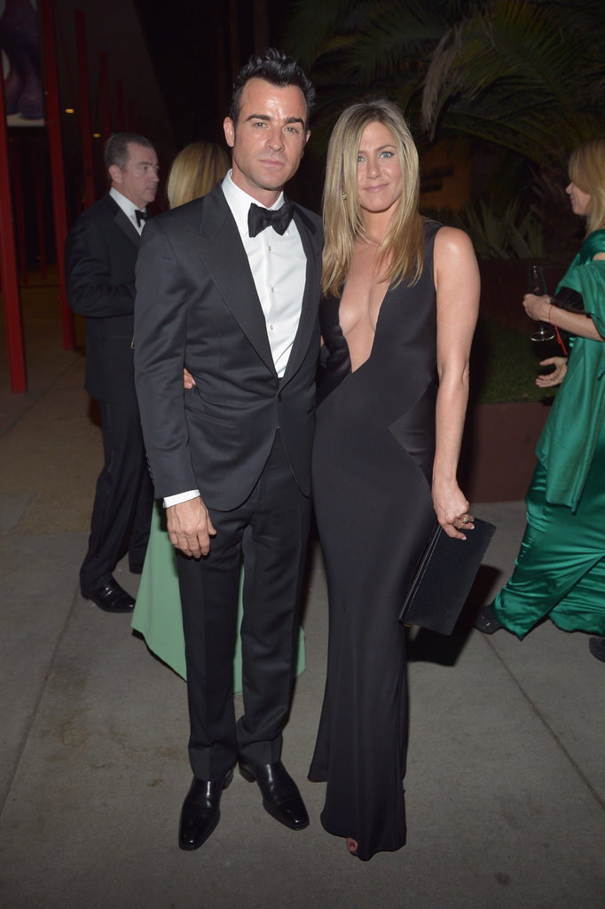 Justin Therous & Jennifer Aniston