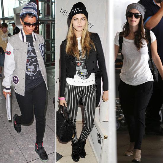 Best Winter Hats Worn by Celebrities   Fall 2012