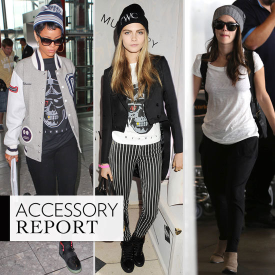 8 Star-Studded Reasons Why the Beanie Isn't Just For Lazy Days
