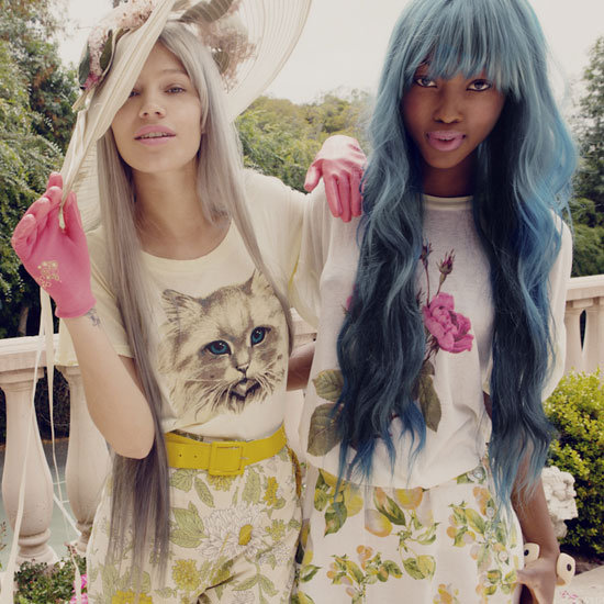 Granny's Day Out: WildFox's Resort '12 Makes Old Age Chic!