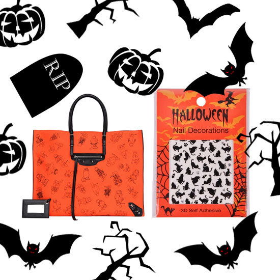 Nail the Look: Balenciaga's Pumpkin Papier Tote
