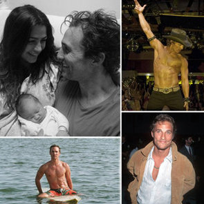 Matthew McConaughey Birthday: Sweet And Shirtless Pictures