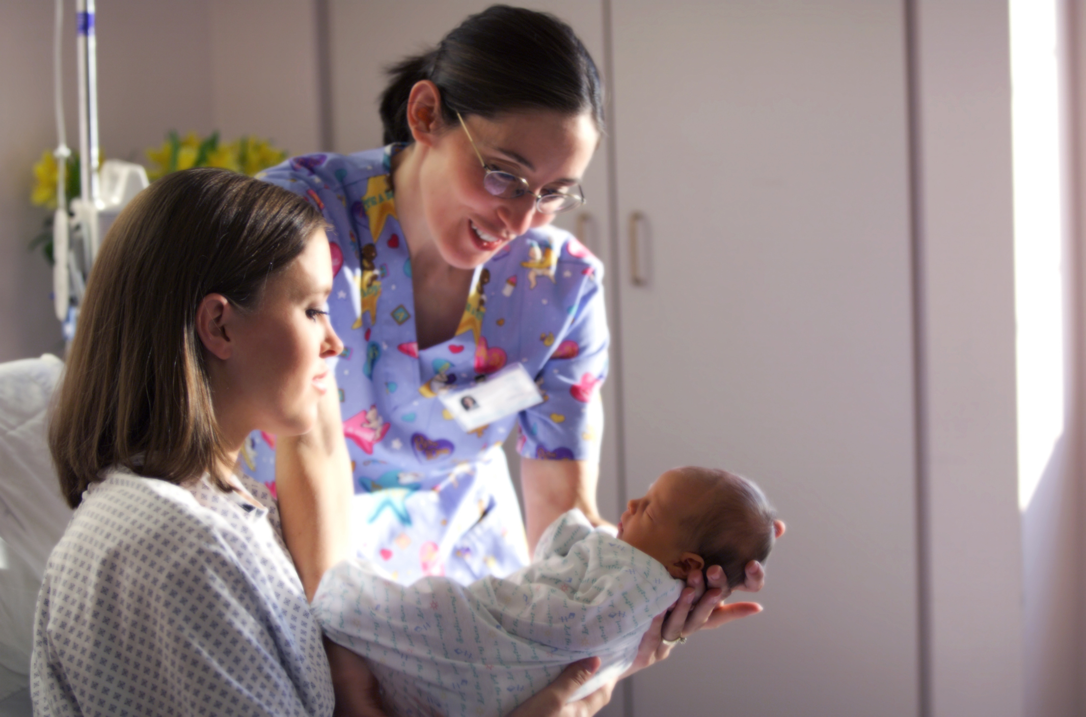 chat up your nicu nurse