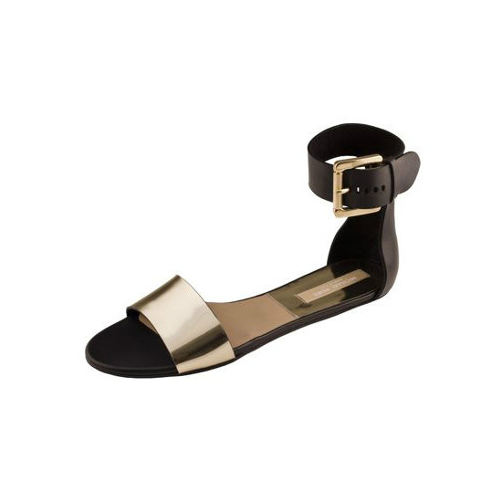 Sandal, approx. $595, Michael Kors at Marissa Collections