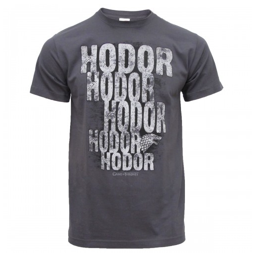 Game of Thrones Hodor T-Shirt ($25)