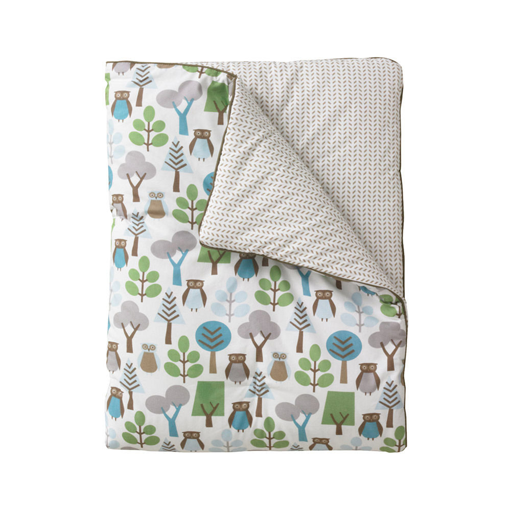 DwellStudio Quilted Play Blanket