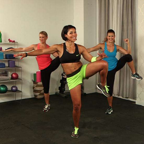 Jeanette Jenkins Blast the Belly Fat Workout