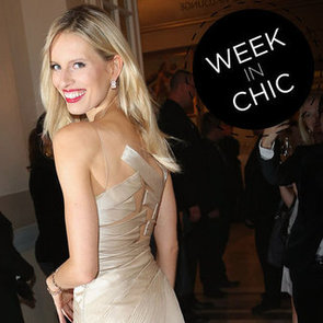 Stalk Supermodel Karolina Kurkova's Week in Chic: