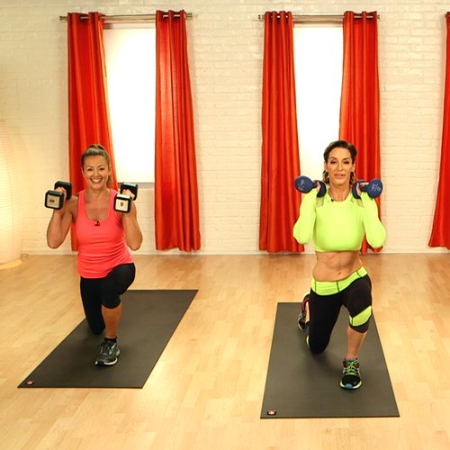 10-Minute Metabolism-Boosting Workout