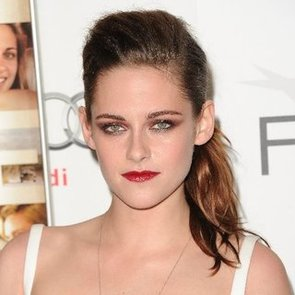 Kristen Stewart Side Ponytail Tutorial