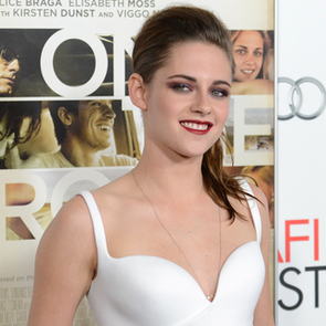 Kristen Stewart and Robert Pattinson at On the Road Party