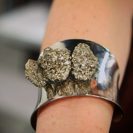 DIY Video: How-To Make Your Own Chanel Cuff