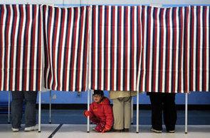 Taking Kids to Vote