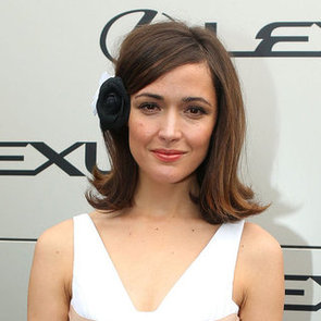 Pictures of Rose Byrne at the 2012 Melbourne Cup
